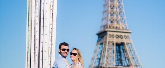 Noivado em Paris