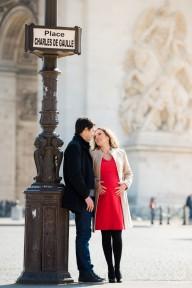 Ensaio fotografico em Paris -3