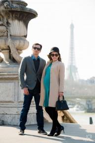 Ensaio fotografico em Paris -5