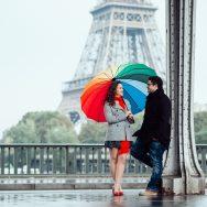 Laryssa & Dan – Noivado em Paris