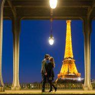 Bruno e Carol  – Ensaio em Paris