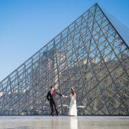 Pre-casamento em Paris