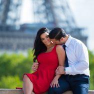Paris – Ensaio fotográfico Jessie & Paul